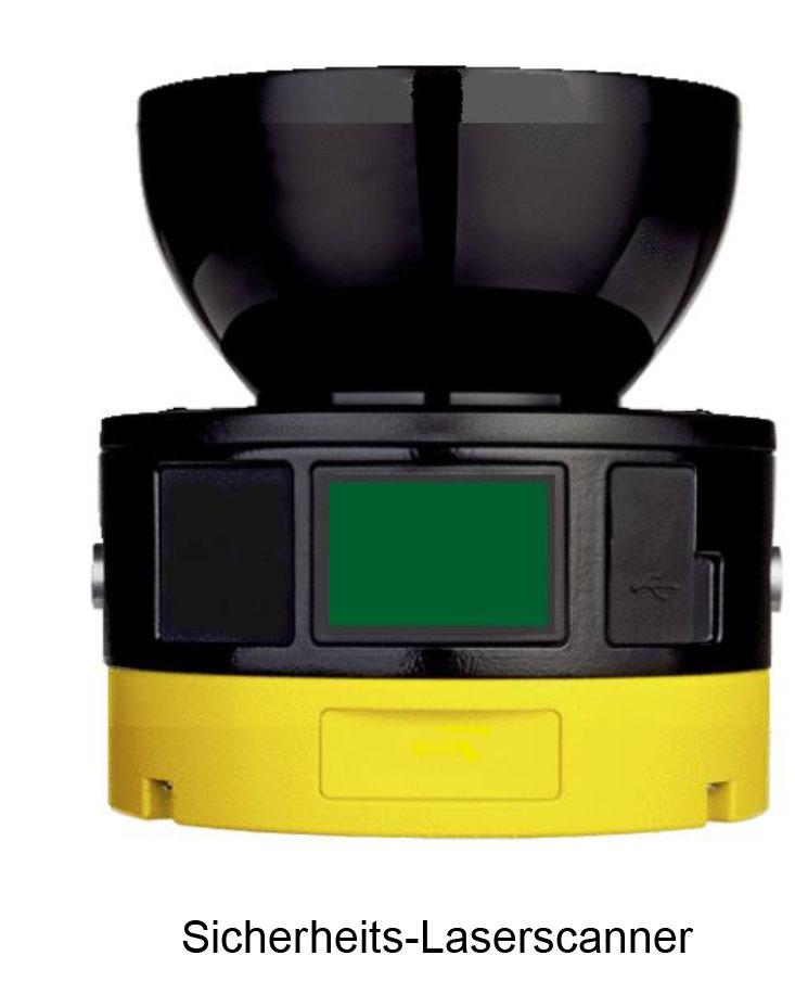 Sicherheits-Laserscanner